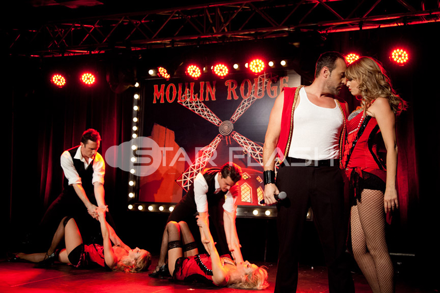Moulin Rouge, spectacle corporatif