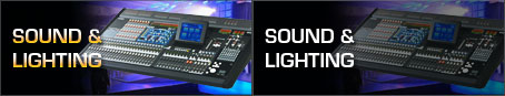 Sound & Lighting